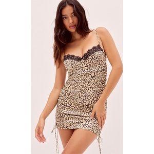 For love & lemons Victoria's Secret Frankie dress